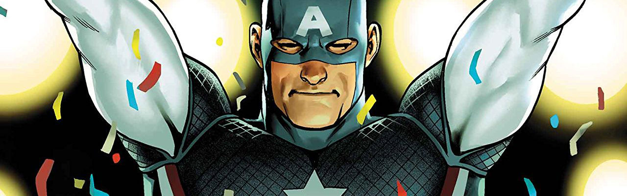 SDCC 2017 Ο Captain America Επιστρέφει