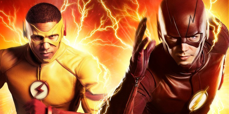 Flash Season Four Images