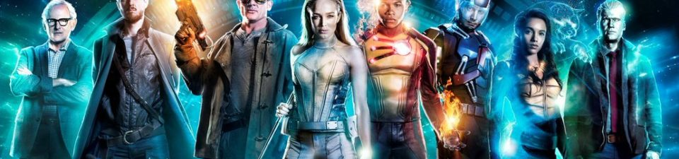 SDCC 2017 Legends Of Tomorrow New Trailer