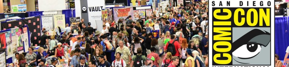 San Diego Comic-Con 2017 All News