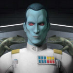 SDCC 2017 Grand Admiral Thrawn Series