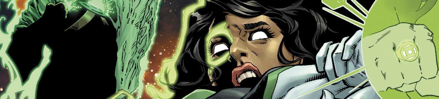 Green Lanterns 28