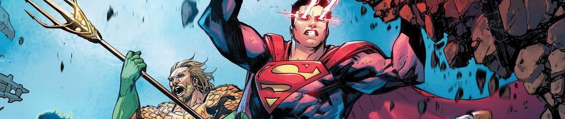 Ο Bryan Hitch Αποχωρεί Από Το Justice League