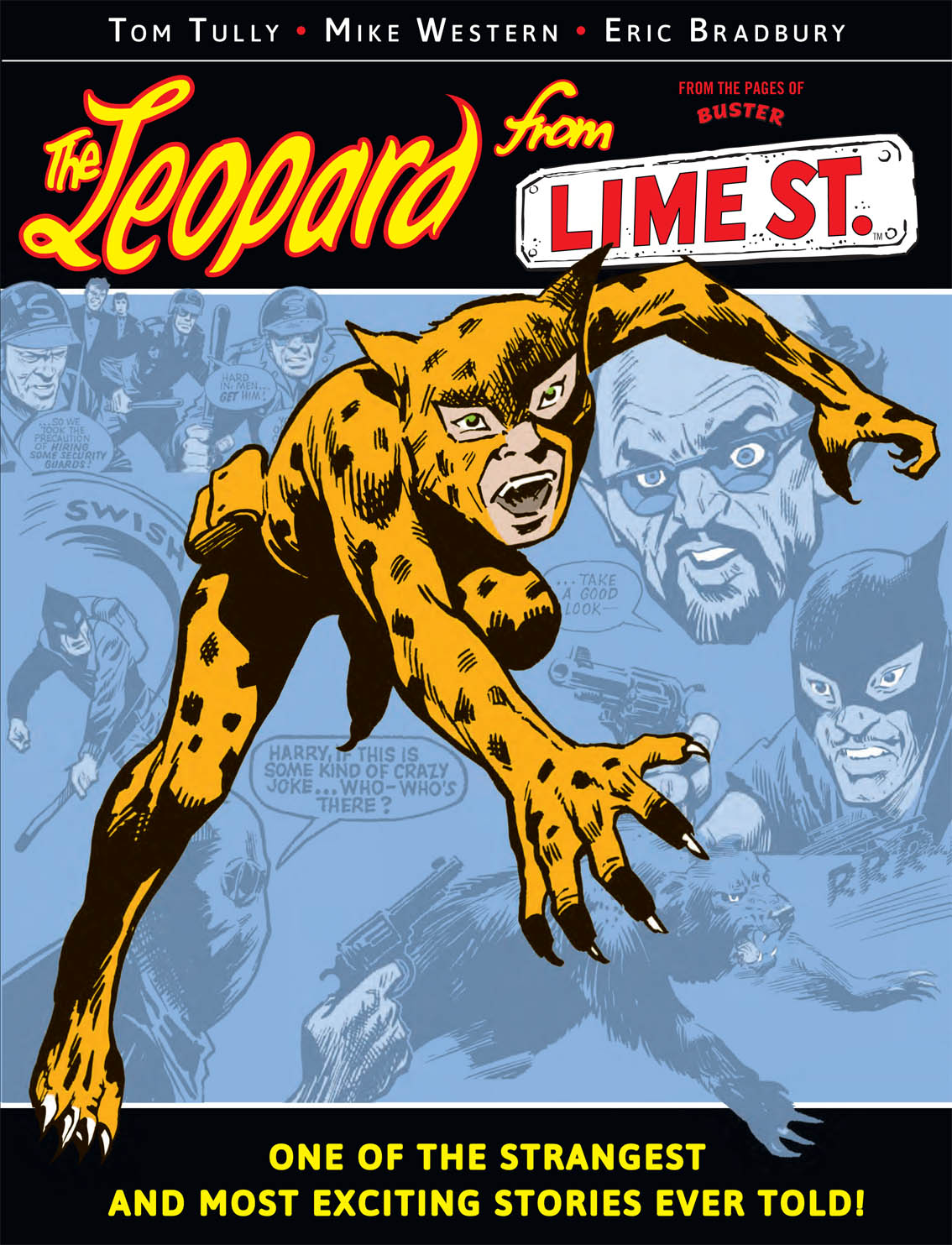 The Leopard From Lime St.