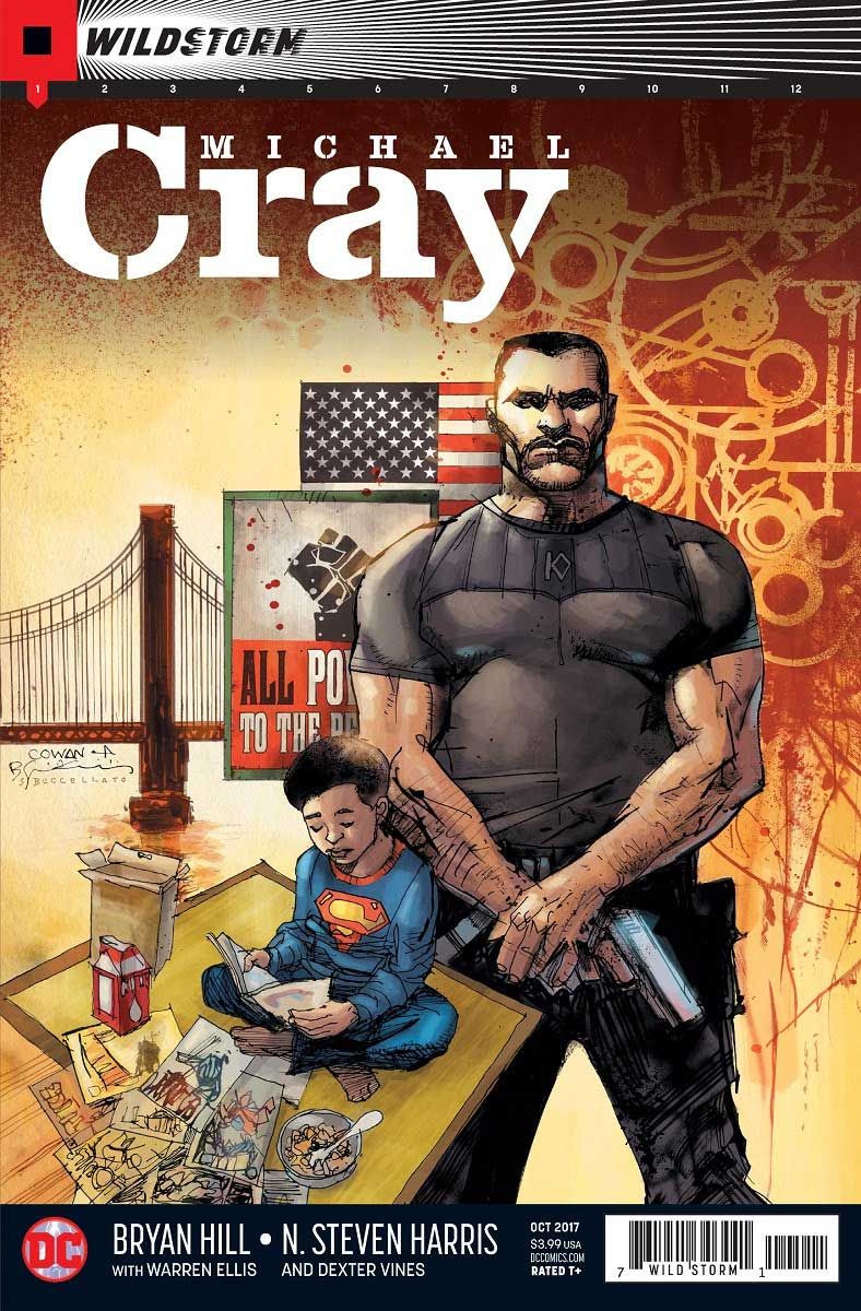 Wildstorm: Michael Cray