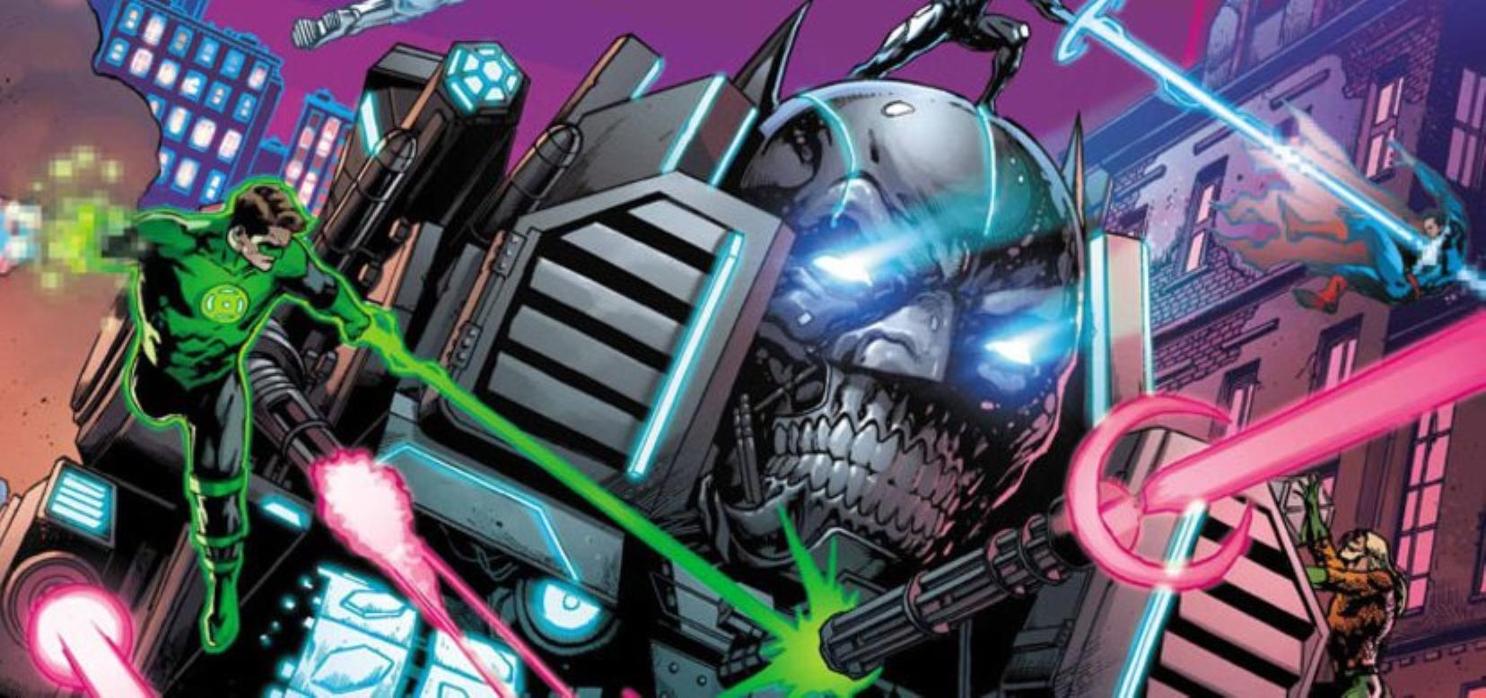 Batman Murder Machine 1