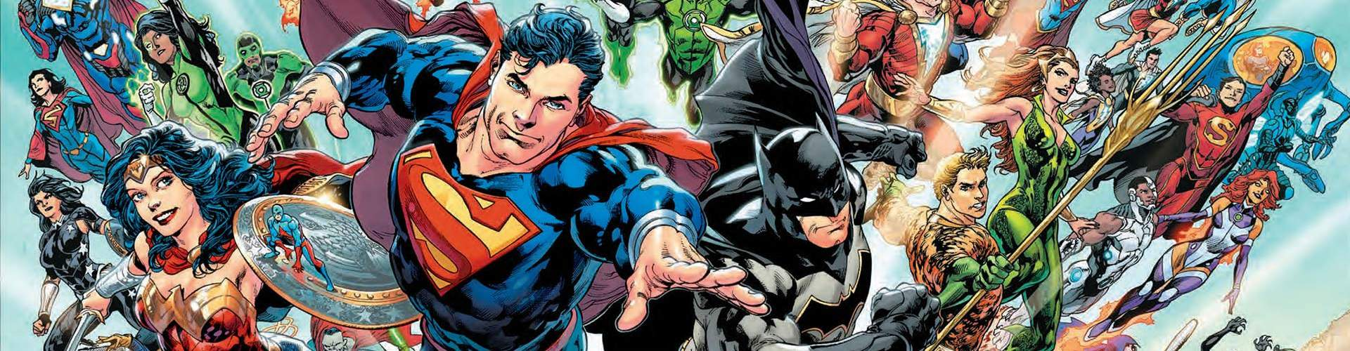 on sale this week: dc rebirth