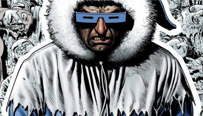 top 10 captain cold stories