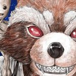 guardians of the galaxy manga