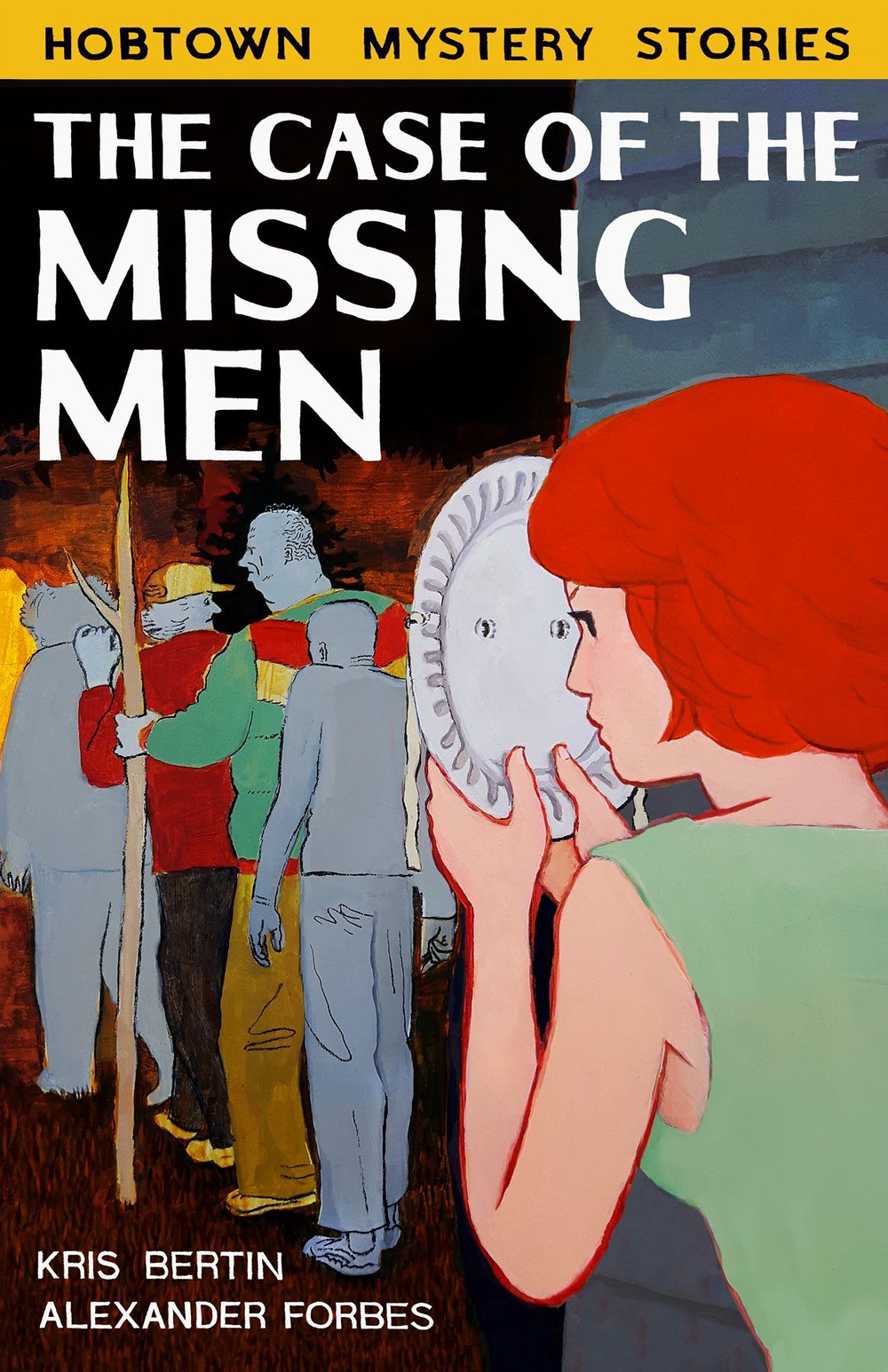Case Of The Missing Men