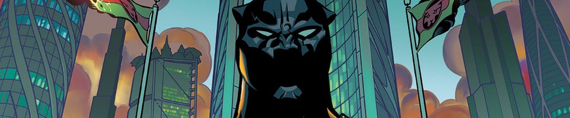 Black Panther Legacy