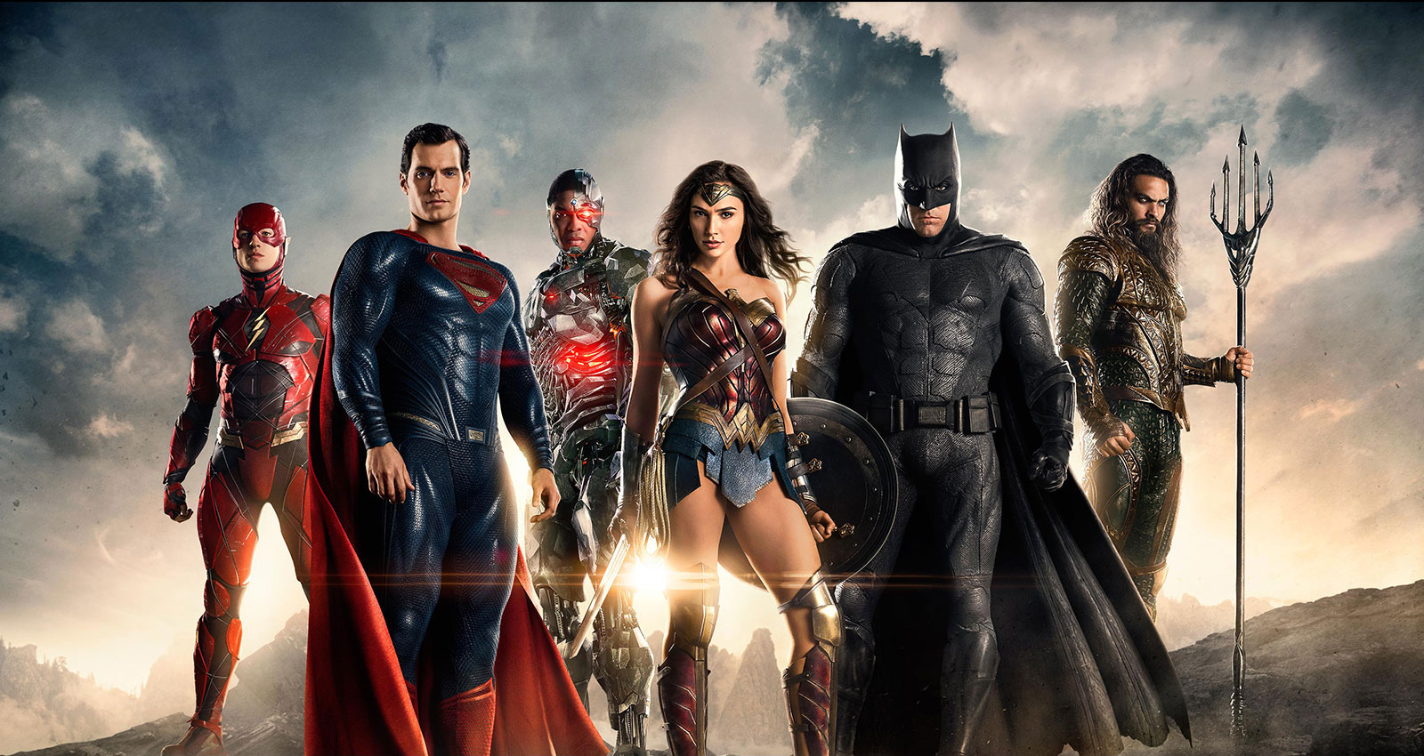 Νέο Teaser Για Το Justice League