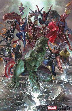 Marvel Legacy 1