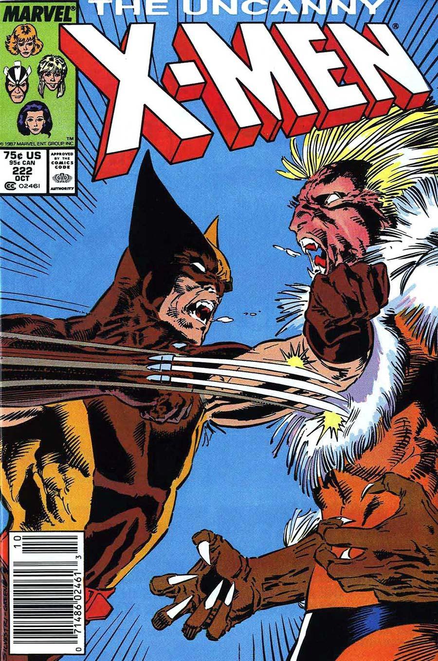 Uncanny X-Men (Claremont/Silvestri)