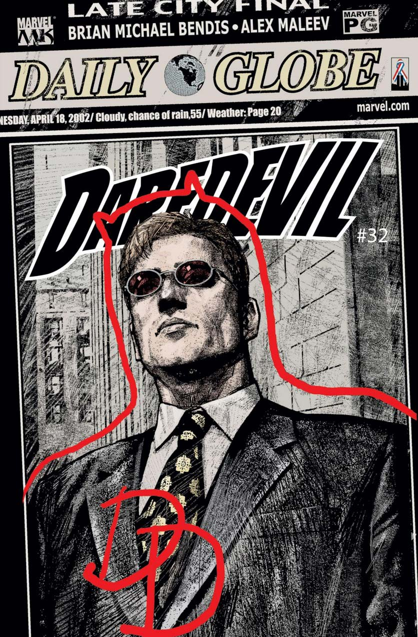 Daredevil (Brian Michael Bendis)