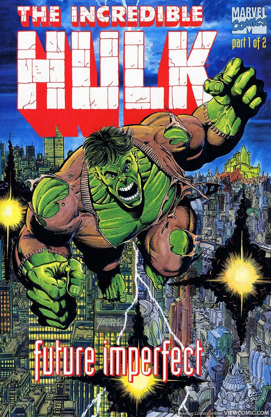 Incredible Hulk: Future Imperfect