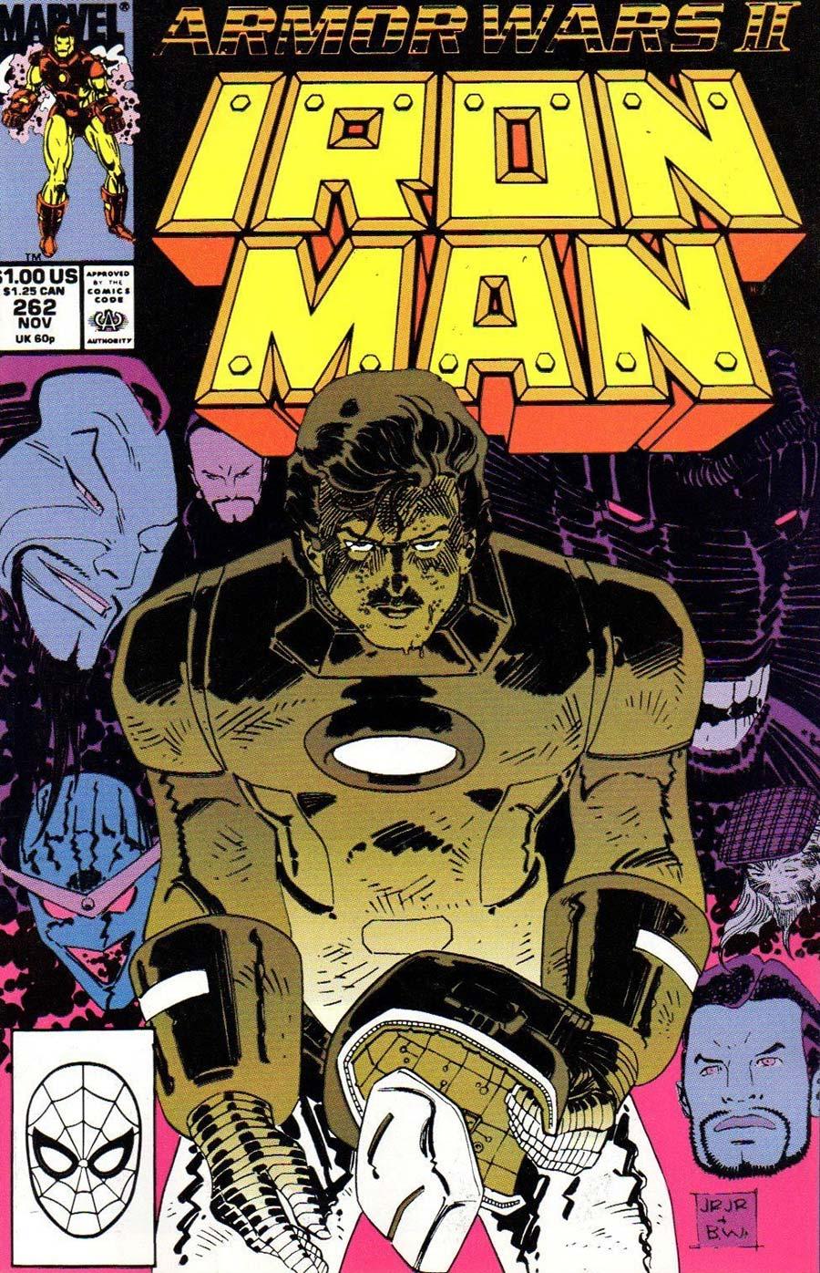 Iron Man (John Byrne)
