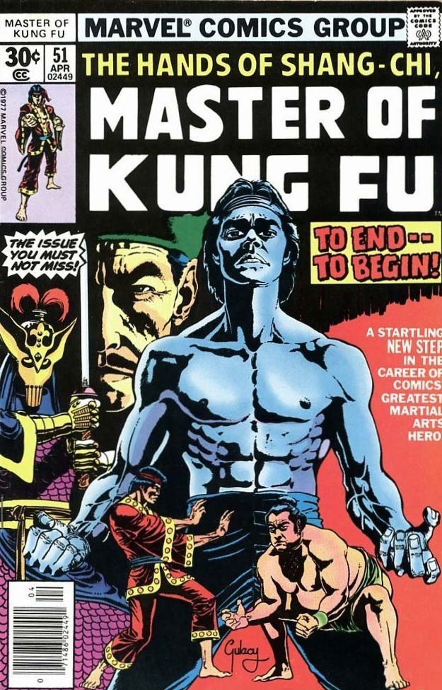 Master Of Kung-Fu (Doug Moench)