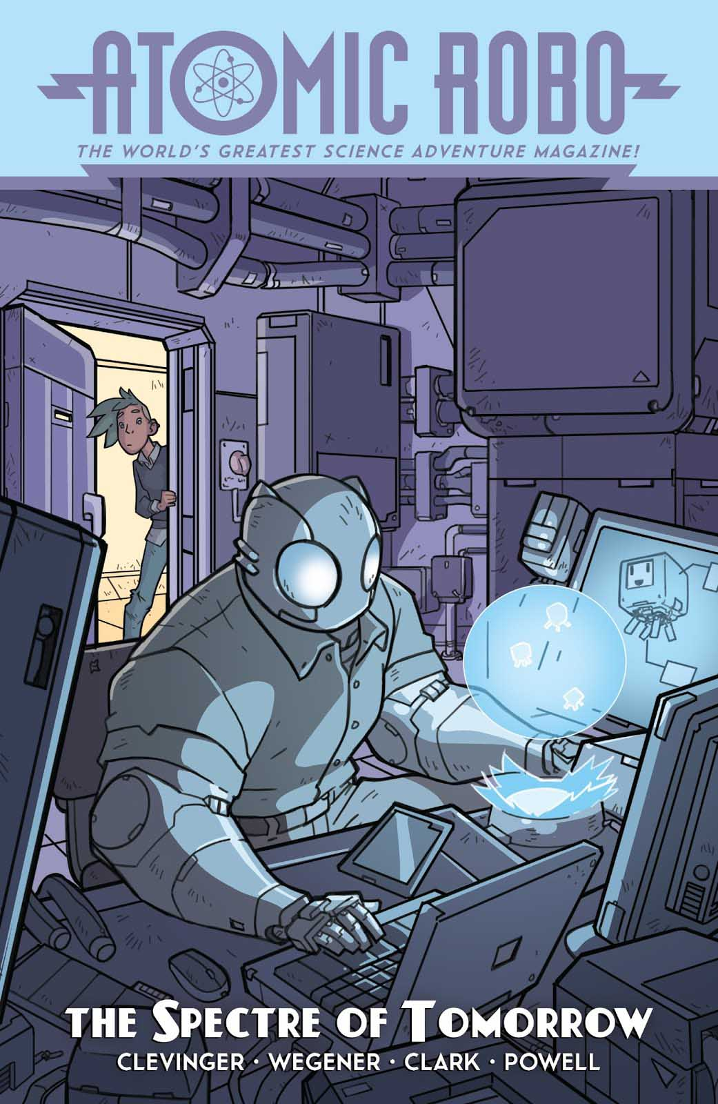 Atomic Robo: The Spectre Of Tomorrow