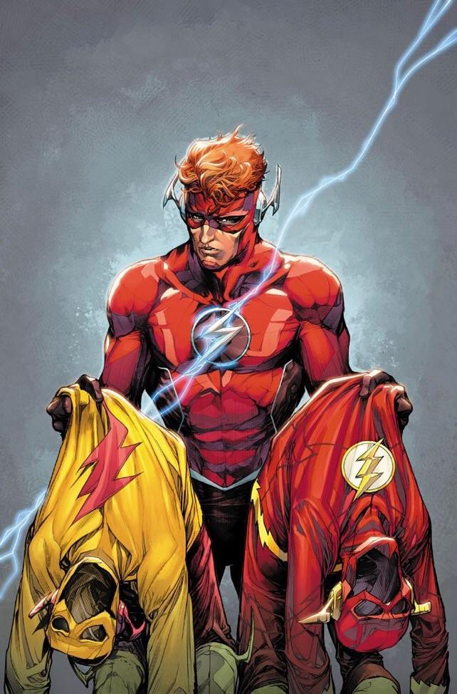 Flash Annual