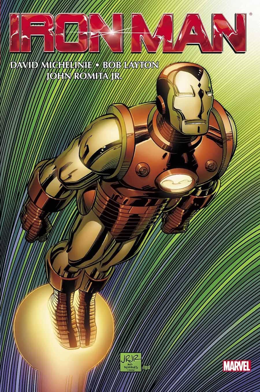 Iron Man (Michelinie/Layton)