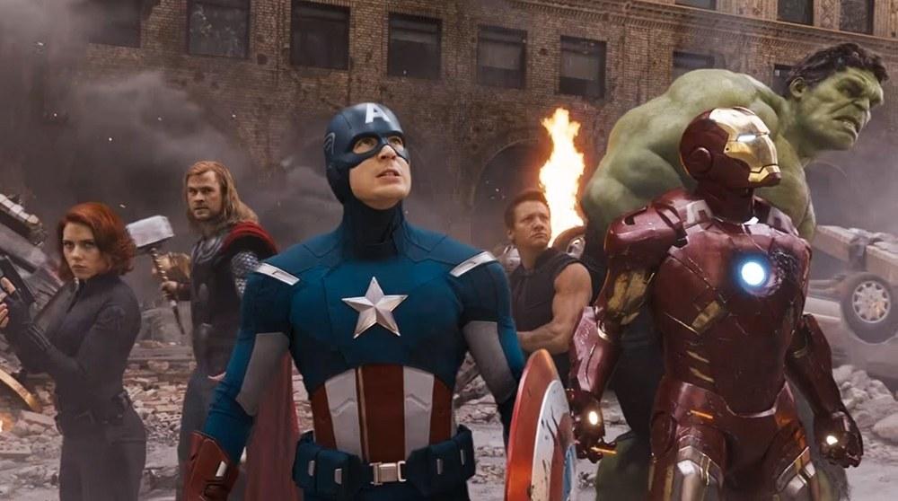 Infinity War First Poster