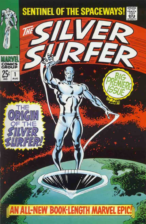 Silver Surfer (Lee/Buscema)