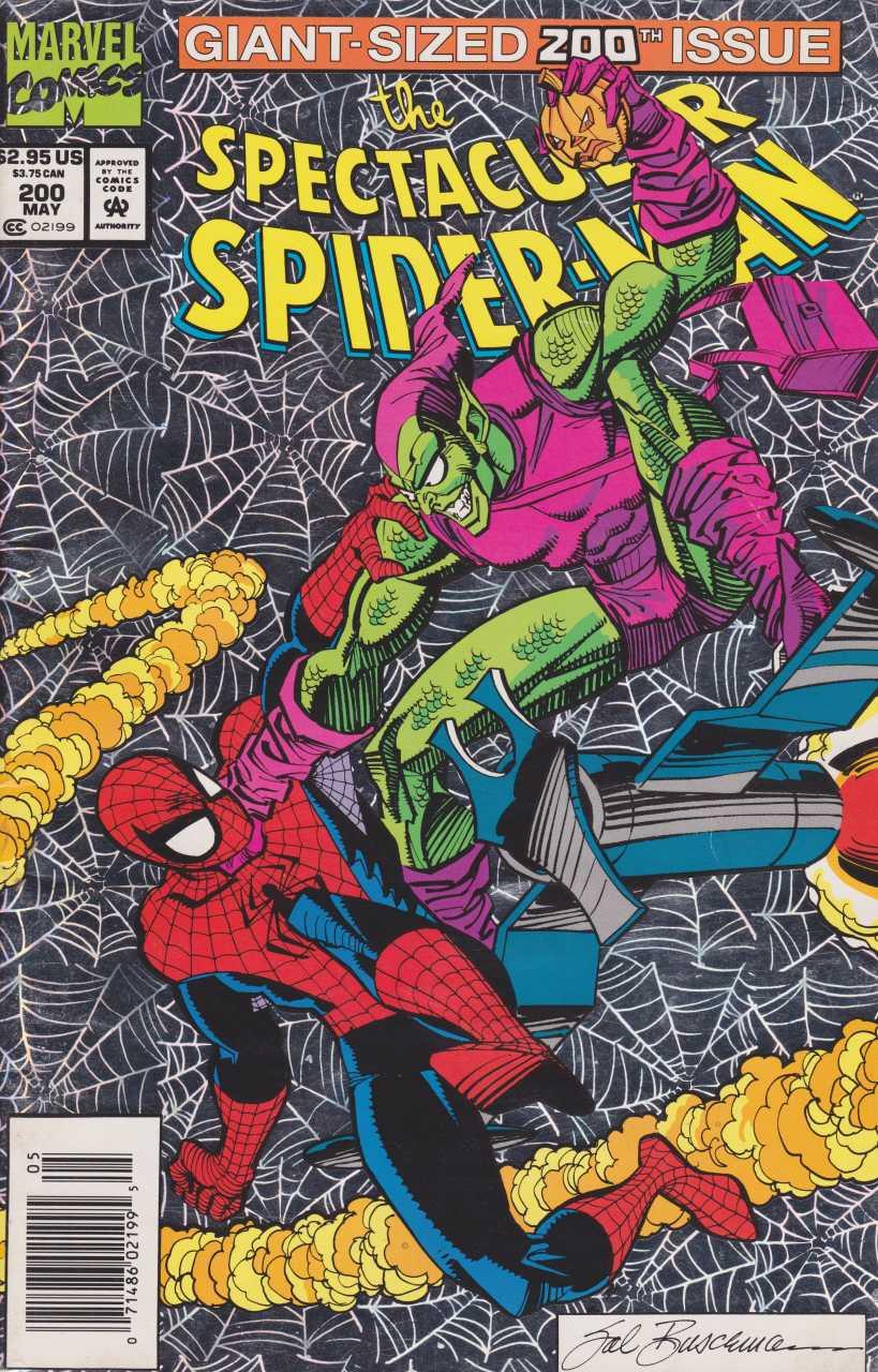 Spectacular Spider-Man (DeMatteis/S. Buscema)