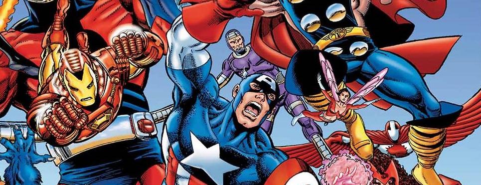 Top 100 Marvel Comics 50-41