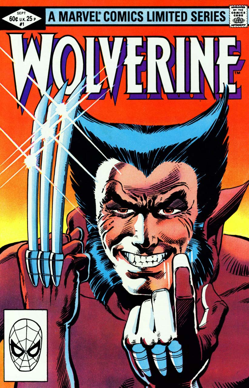 Wolverine (1982 Ltd. Series)