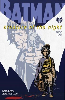 Batman Creature Night 1