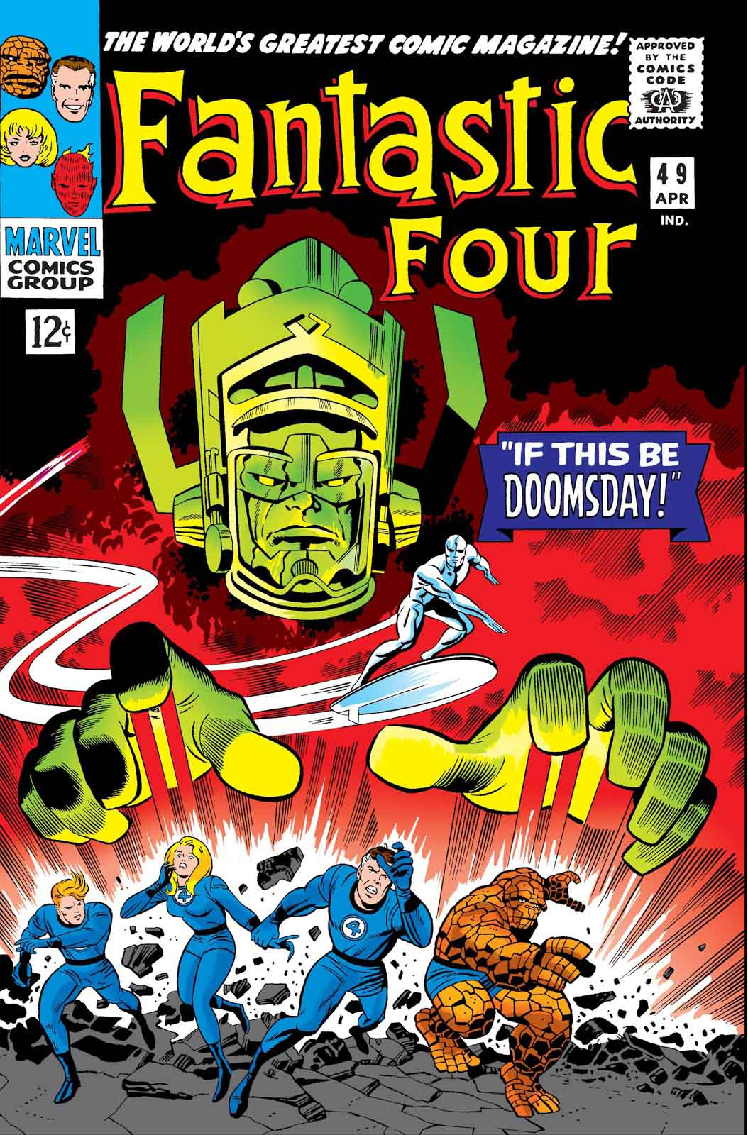 Fantastic Four (Lee/Kirby)