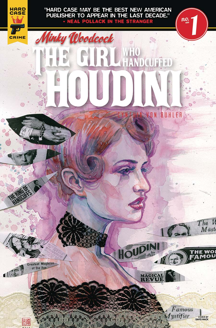 Minky Woodcock: The Girl Who Handcuffed Houdini