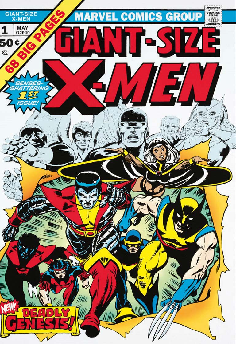 Uncanny X-Men (Wein-Claremont/Cockrum)