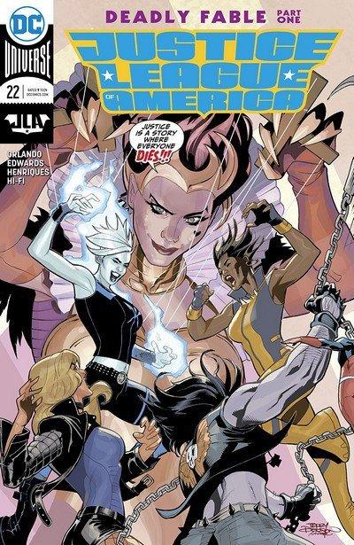 Justice League Οf America
