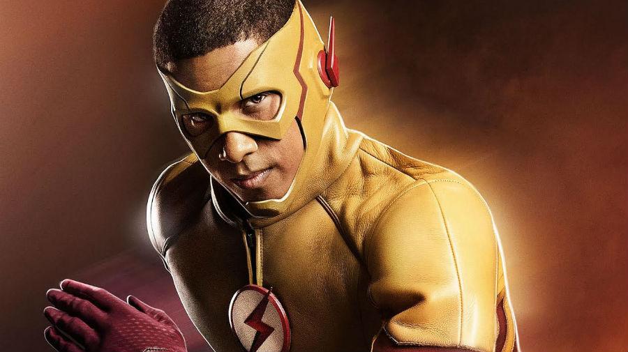 Kid Flash Joins Legends