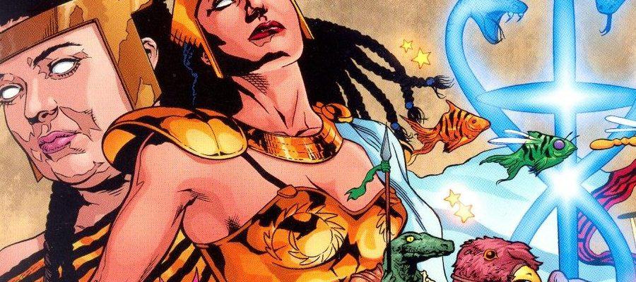 Promethea Joins DC Universe