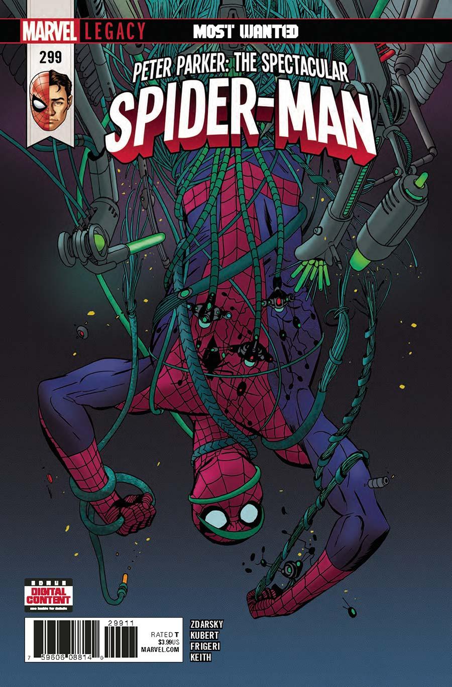 Peter Parker, The Spectacular Spider-Man