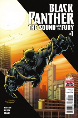 Black Panther: The Sound And The Fury