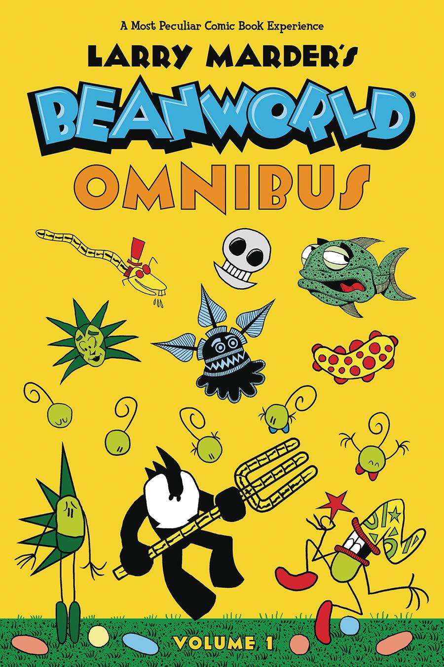 Beanworld Omnibus