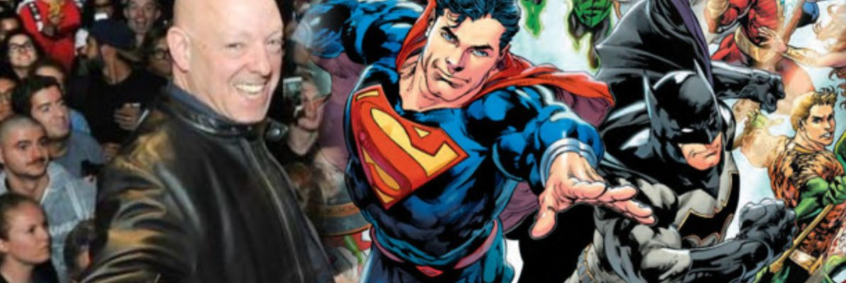 Bendis Reveals DC Projects