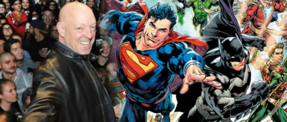 Bendis Reveals DC Projects