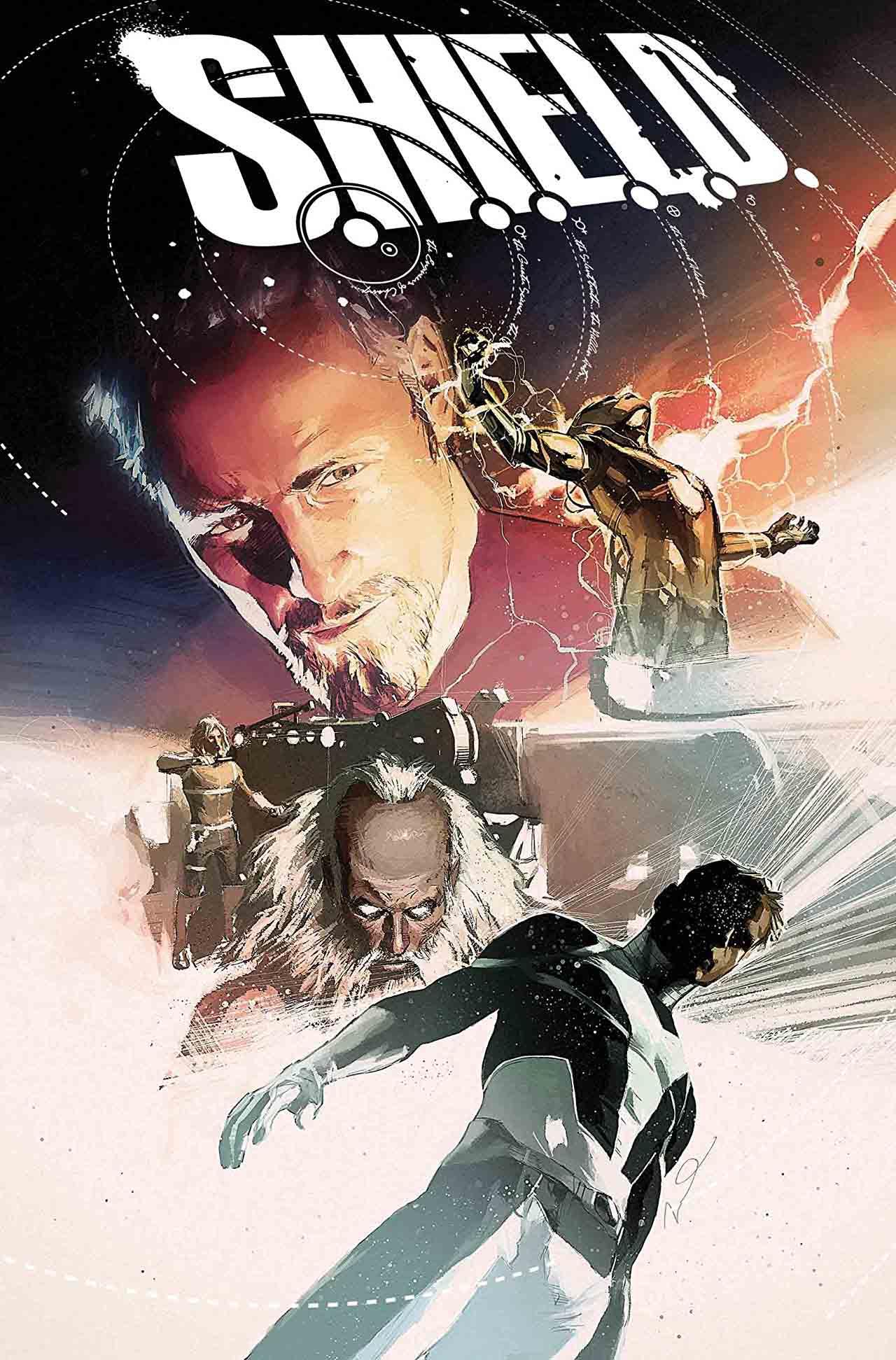 S.H.I.E.L.D By Hickman And Weaver: Rebirth