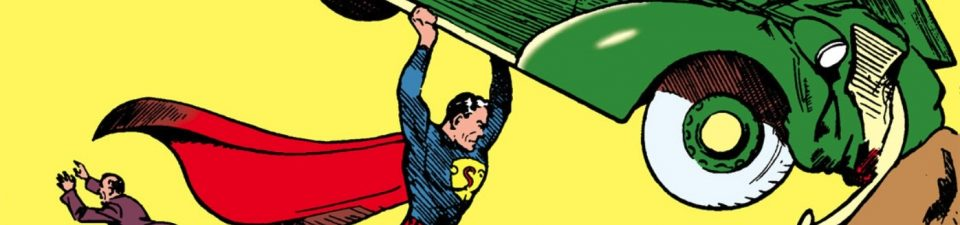 best action comics covers