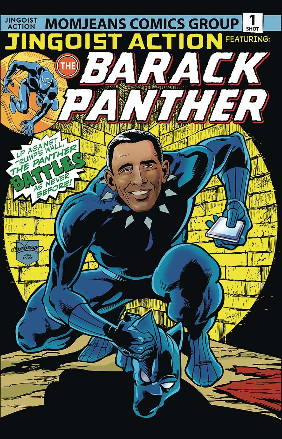 Barack Panther