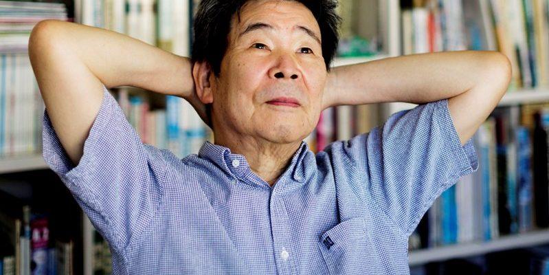 Isao Takahata RIP