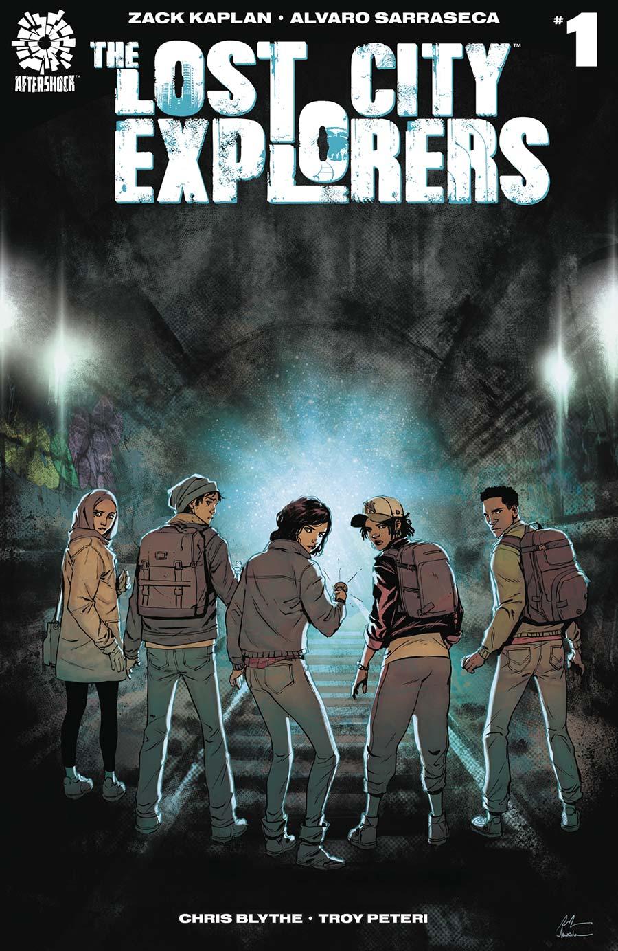 Lost City Explorers