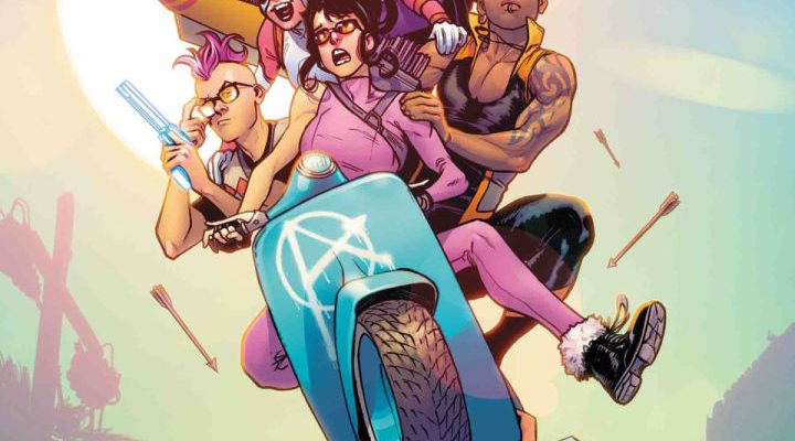 West Coast Avengers Return