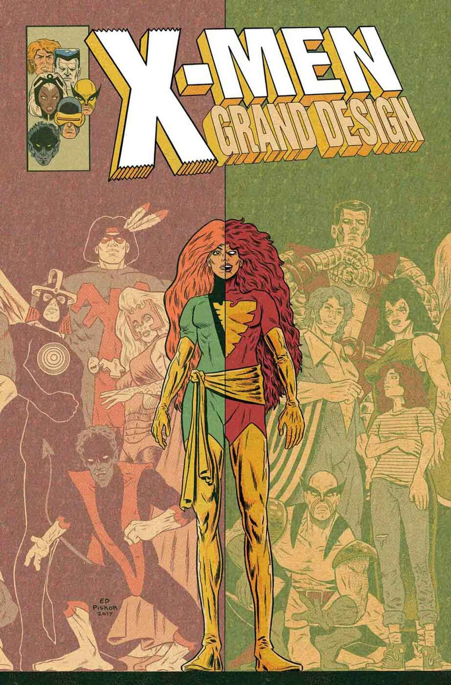 X-Men: Grand Design Second Genesis