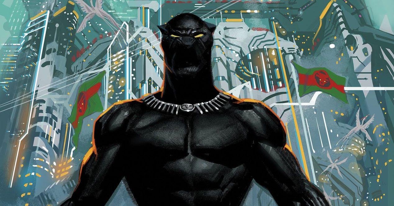 Black Panther #1 (Marvel Comics)